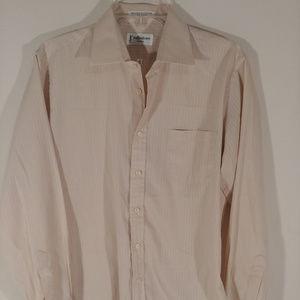YSL Yves Saint Laurent Chemises Vintage Mens Dress